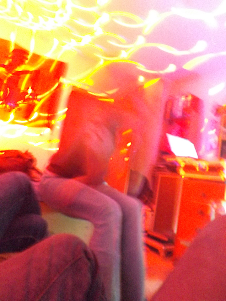Studiosession October 2014