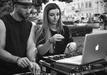 Sandro Stehlik & Beatriss  – Techno voller Energie